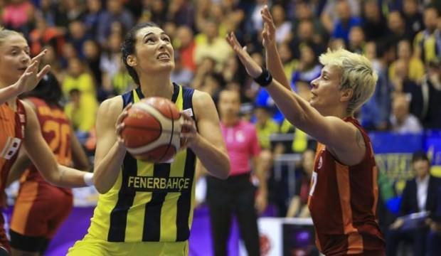 Potada derbi heyecanı! Fenerbahçe ile Galatasaray...