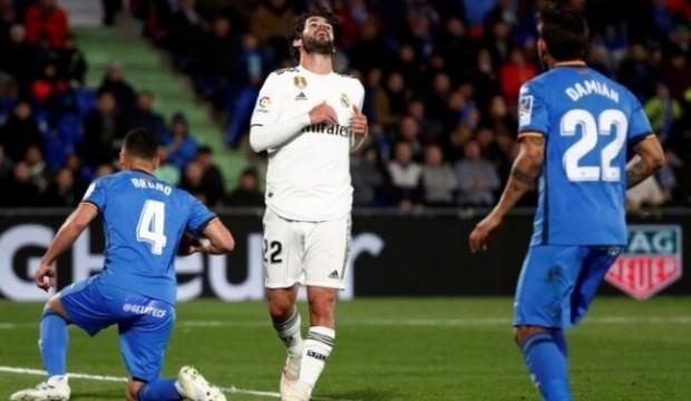 Real Madrid deplasmanda yine kayıp!