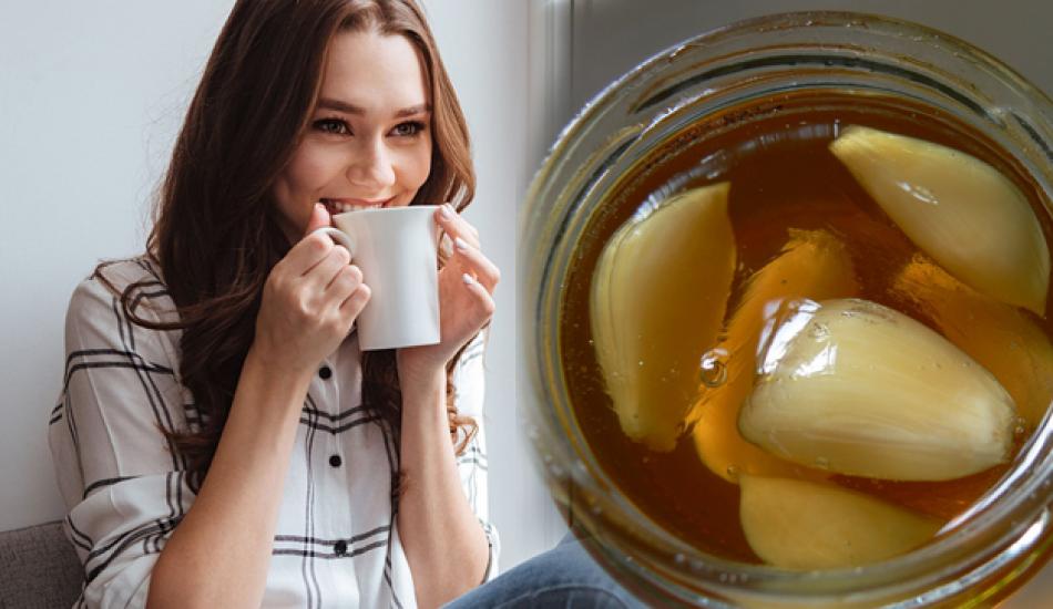 Sarımsak ile nasıl zayıflanır? Ender Saraç'tan kilo verdirici sarımsak çayı tarifi