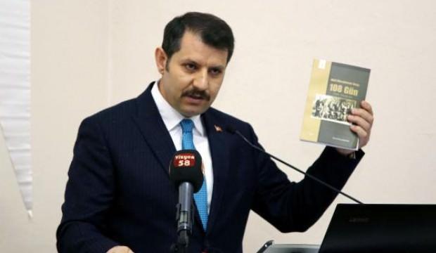 Sivas'tan İmamoğlu'na kitap cevabı