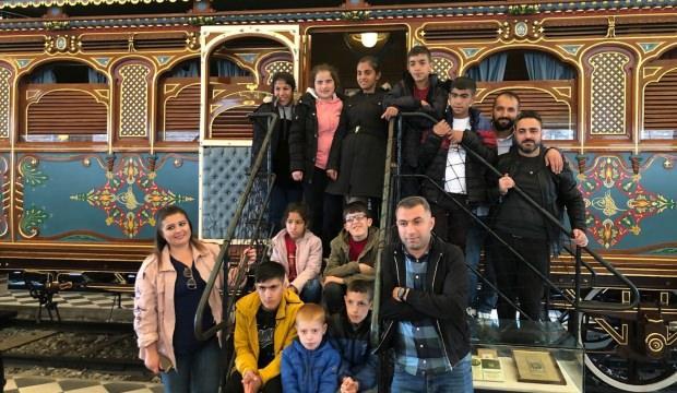 Türk Telekom özel misafirlerini İstanbul'da ağırladı