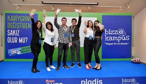 Üniversiteliler bizz@kampüs'te Ülker Oneo için yarıştı