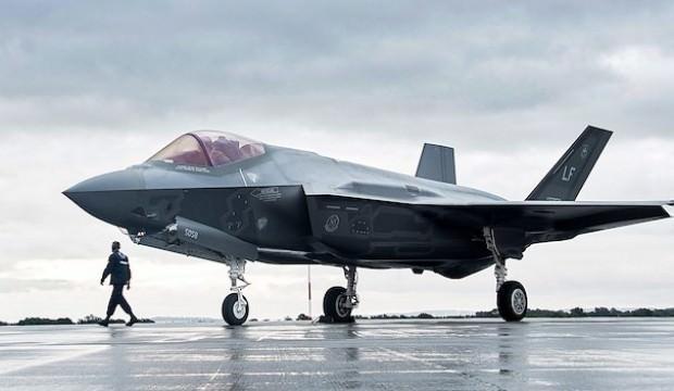 Türkiye'den F-35 mesajı! Bitmek üzere...