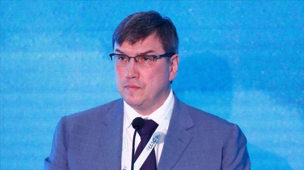 Rusya devlet savunma sanayisi şirketi Rosoboronexport Başkanı Aleksandr Miheyev...