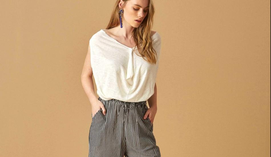 2019 ilkbahar yaz modasında çok satan pantolon modelleri