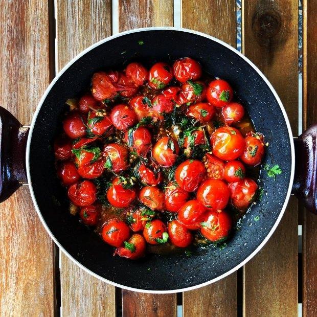 pişirilmiş domatesin bilinmeyen faydaları