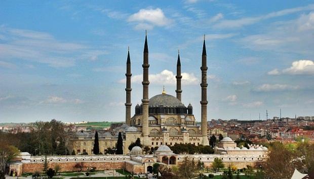 Edirne Selimiye Cami