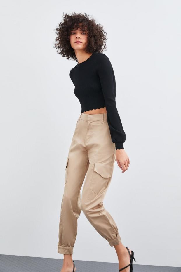 Kargo pantolon modelleri