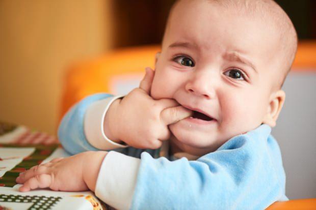diş çıkaran bebekler için mama