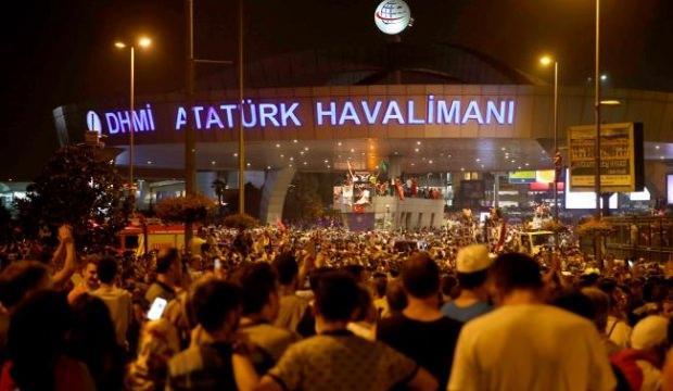 Atatürk Havalimanı işgal girişimi davasında 150 sanığa müebbet...