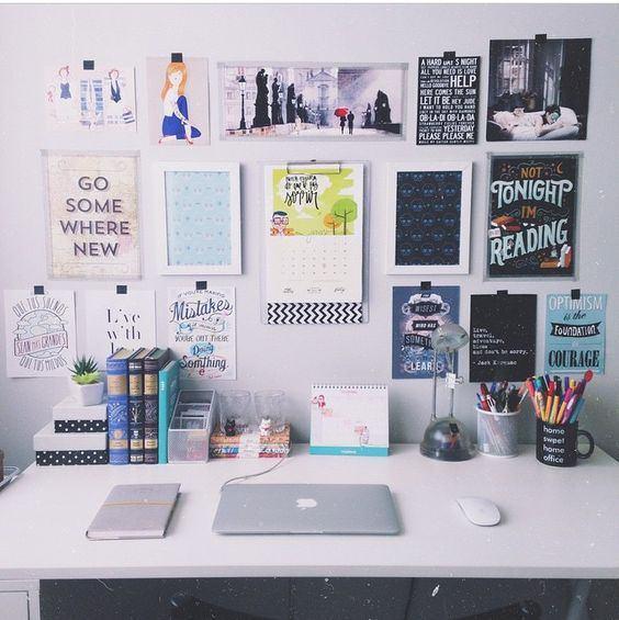Çalışma odası dekorasyon önerileri