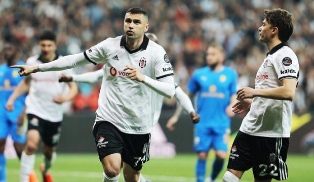 İşte Beşiktaş'ın Süper Lig'deki 'en'leri
