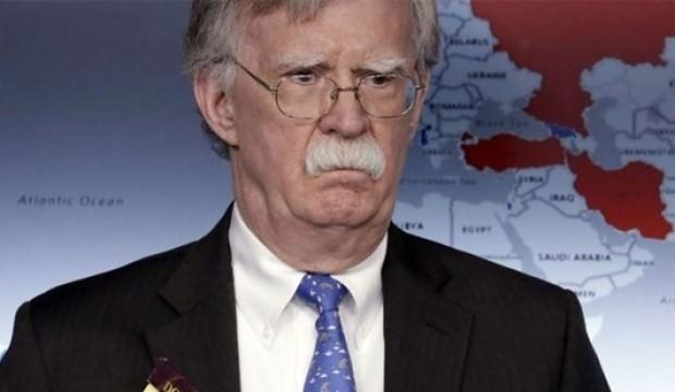 Bolton itiraf etti: Maduro'dan sonra...