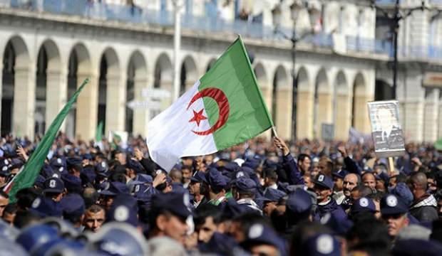 Cezayir ordusu açıkladı! Daha yeni başladı
