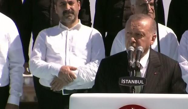Cumhurbaşkanı Erdoğan'dan çok önemli 'Cihat' mesajı