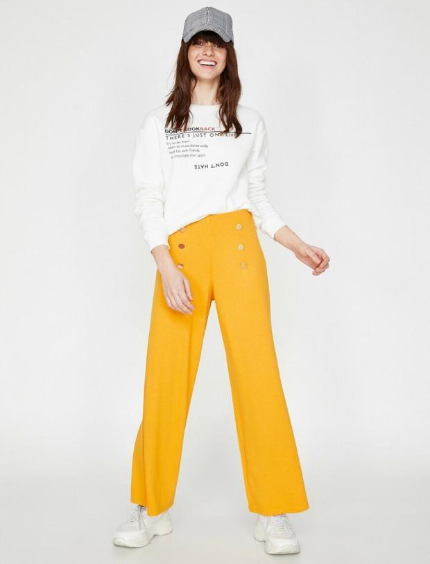 Koton pantolon modelleri