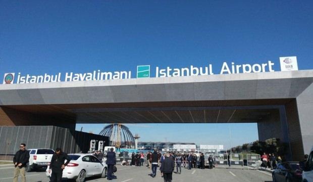 İstanbul Havalimanı 4 milyonu geçti