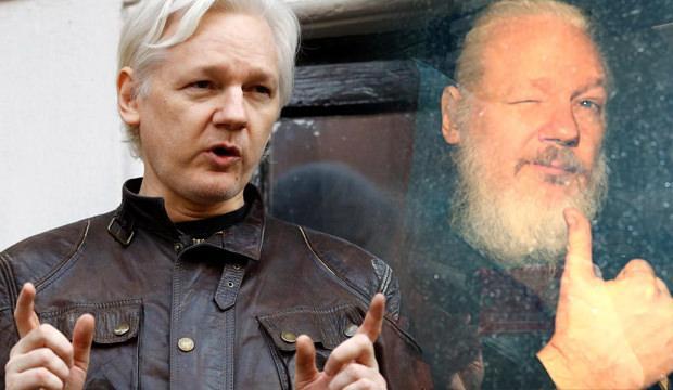 Julian Assange hapis cezasına çarptırıldı! İşte aldığı ilk ceza