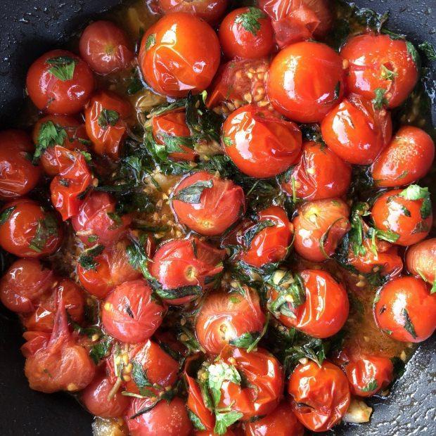 pişirilmiş domatesin faydaları