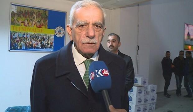 Kayyuma iftira atan Ahmet Türk'ün foyası ortaya çıktı