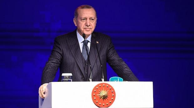 Cumhurbaşkanı Erdoğan, 7. Aile Şurası'nda konuştu.