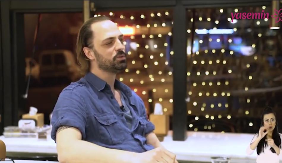 Oyuncu Ertan Saban'ın babasının Makedonya anısı olay oldu!