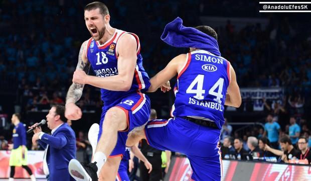 Türk basketbolunda tarihi gece!