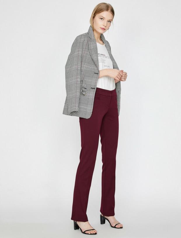 Cep detaylı pantolon modelleri