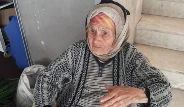 100 yaşındaki kadın kayboldu