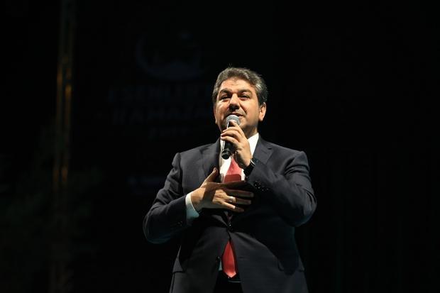 Esenler Belediye Başkanı Mehmet Tevfik Göksu