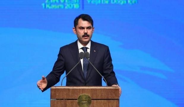 Bakan Murat Kurum'dan imar müjdesi
