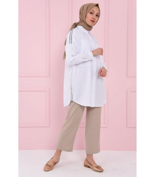 Tunik gömlek modelleri