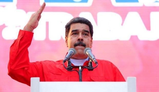 ABD, Başkan Maduro'ya yaptırımlarını genişletti!