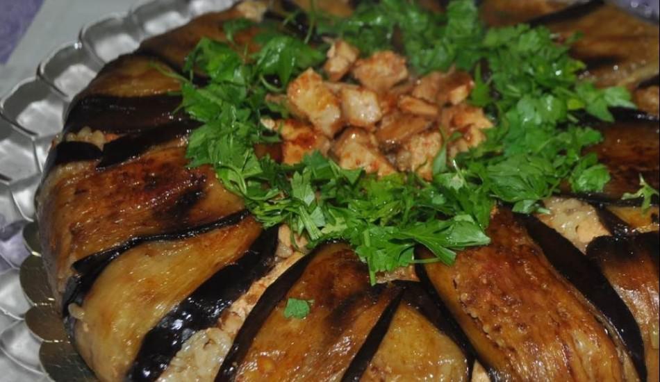 Enfes patlıcanlı pilav nasıl yapılır?