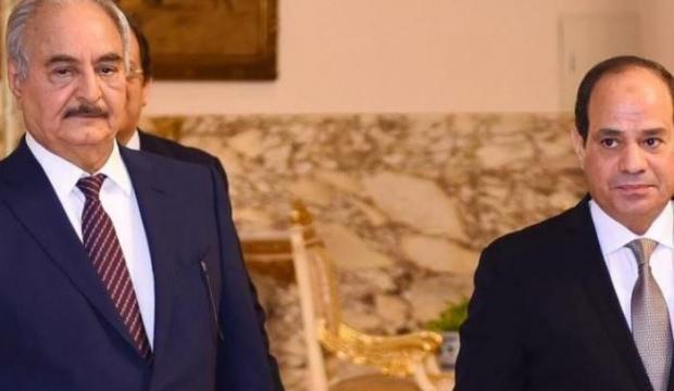 Halife Hafter yine Mısır'da!
