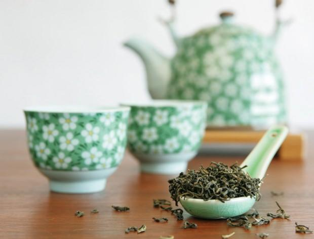 yeşil çay ile kilo verme