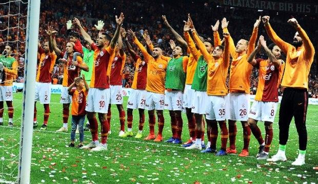 İşte Galatasaray'ın müthiş derbi hasılatı!