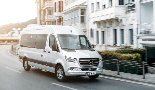 Mercedes-Benz Sprinter'in 3. nesili Türkiye'de satışa sunuldu