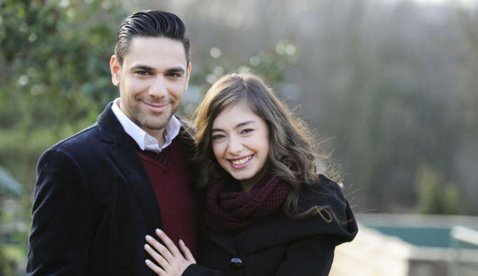 Neslihan Atagül ve Kadir Doğulu çiftinden çok konuşulan paylaşım!