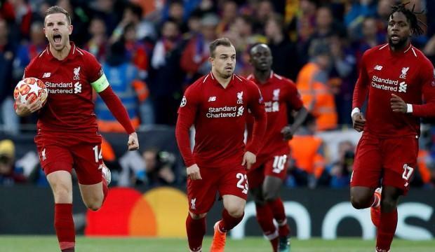 Tarihi geri dönüş! Liverpool Barça'yı hezimete uğrattı!
