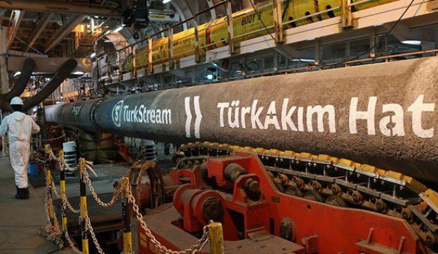 TürkAkım'da son aşamaya gelindi