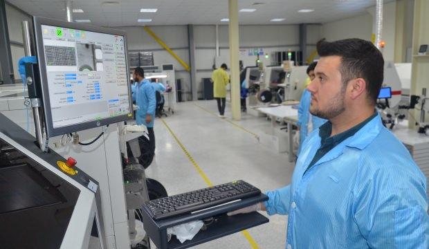 Türkiye'de üretilen LED ekranlar Katar yolunda