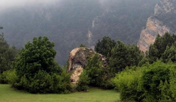 2 bin yıllık tarihi dinamitle patlattılar
