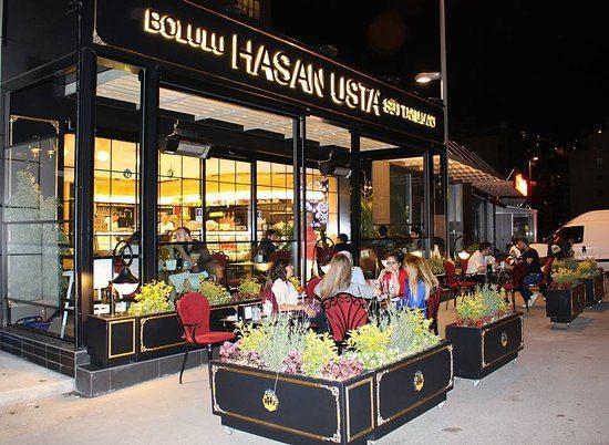 Bolulu Hasan Usta- Maltepe