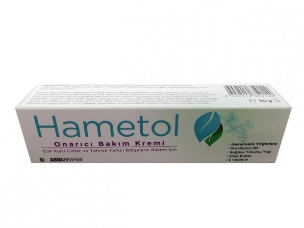 Hametol krem nasıl kullanılır