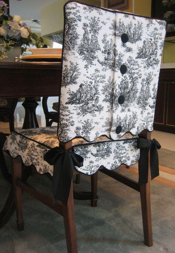 Sandalye dekorasyonu