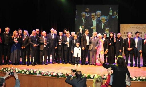 Türk Sinemasını Geçmişten Geleceğe Taşıyanlar Ödül Töreni
