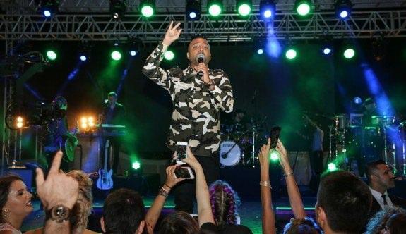 Arash Kıbrıs Hotel Merit konser