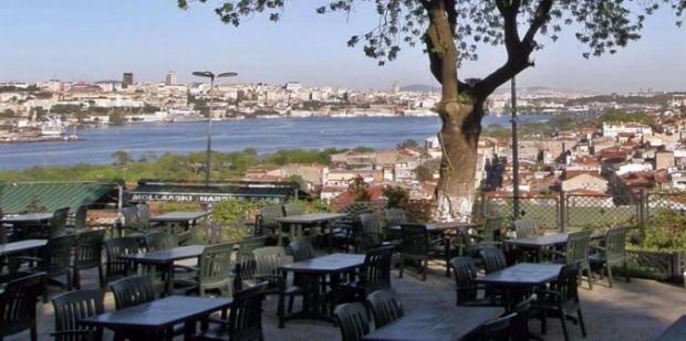Molla aşkı teras kafe- Fatih