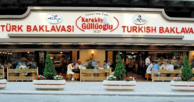 Güllüoğlu- Karaköy